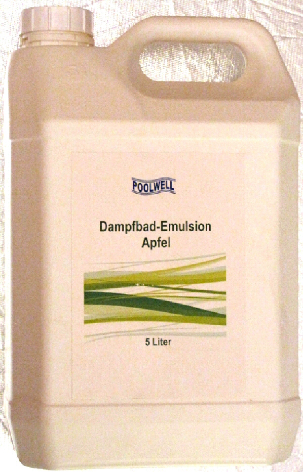 Poolwell Dampfbad-Emulsionen